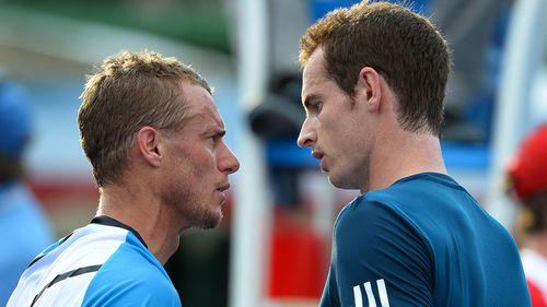 Hewitt and Murray trade verbal volleys ahead of Davis Cup