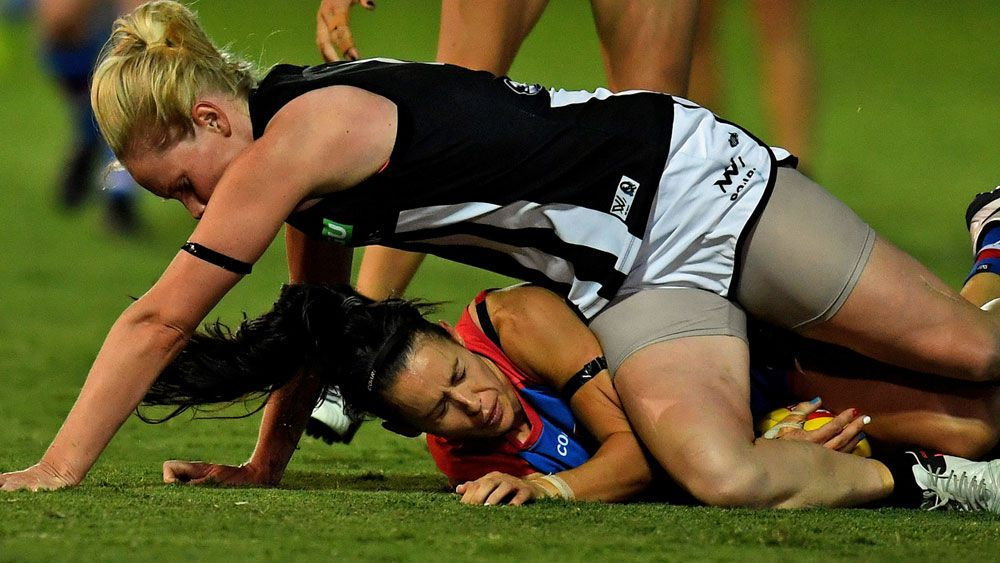 AFLW players slam 'ridiculous' tweaks