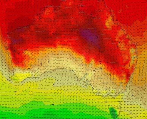 The same goes for Easter Sunday, with Perth residents expecting beach weather. (Weatherzone)