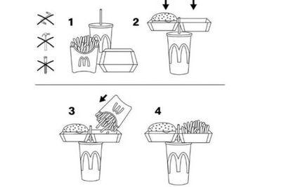 McDonald's bizarre 'one-handed meal hack' divides fans