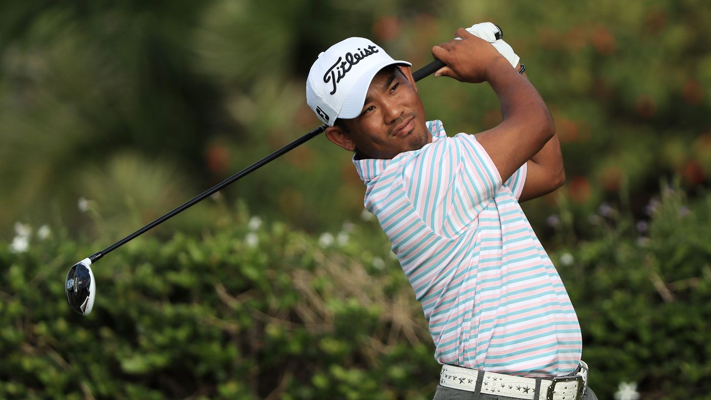 Tadd Fiujikawa becomes first openly gay golfer after heartfelt Instagram post