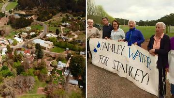 Tiny town in fight to keep its water out of corporate hands