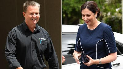 Union slams Palaszczuk's new cabinet