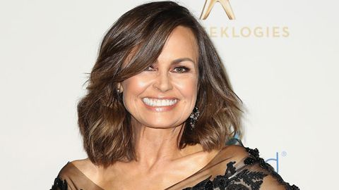 Lisa Wilkinson attends Logies 2017.
