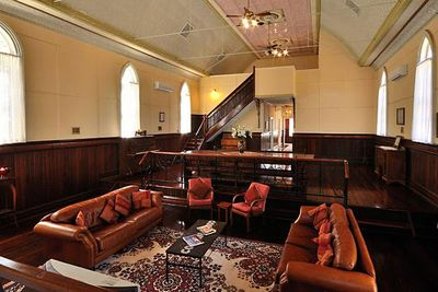 <strong>Kalgoorlie, Western Australia: Former Church</strong>