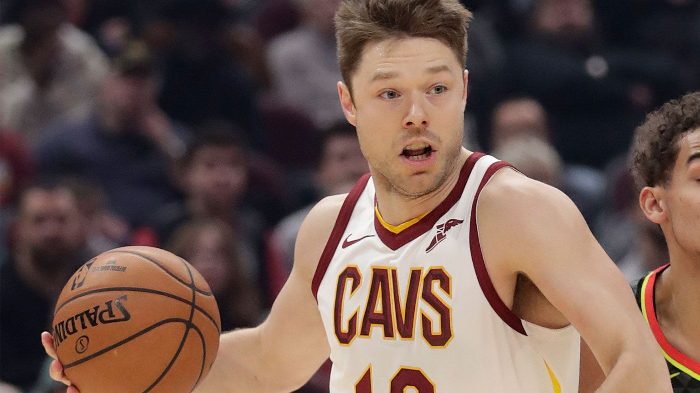EXCLUSIVE: Life in isolation for Aussie NBA star Matthew Dellavedova