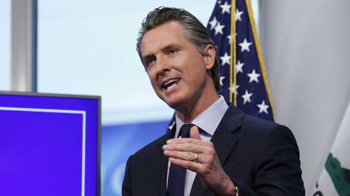 California Governor Gavin Newsom has introduced some of the strictest lockdown measures in the United States.