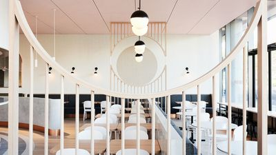 The Penny Drop, Box Hill VIC - nominated for best cafe design