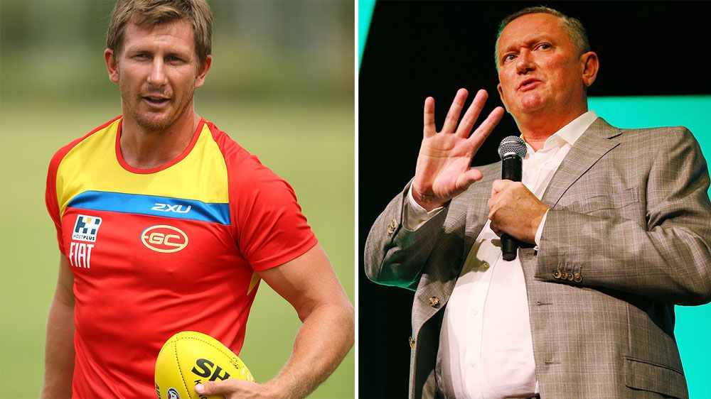 Nathan Bock (L) and Stephen Dank. (Getty-file)