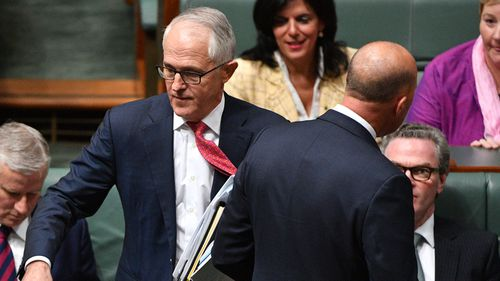 Peter Dutton lead an intra-party coup against Malcolm Turnbull last year.