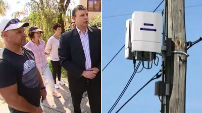 'Cancers, tumours': Fears surround phone towers near homes