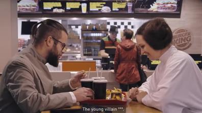 Burger King new Star Wars spoiler promotion