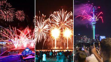 Singapore, South Korea, New Zealand fireworks to welcome 2020