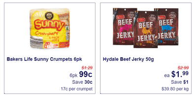 Delicious crumpets are selling for just 99c per pack at Aldi this week.