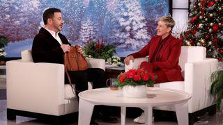 Jimmy Kimmel, Jennifer Beals
