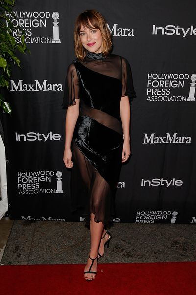 Dakota Johnson at InStyle's Annual TIFF Celebration in Toronto, Canada, September, 2015