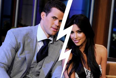 Kim Kardashian's wedding to basketballer Kris Humphries - and their shock split only 72 days later - kept the reality star at the top of the headlines. Many people speculated that the shortlived marriage was a publicity stunt, and there was even a movement to boycott the Kardashian's TV show (it didn't work – the post-split ratings were higher than ever!)