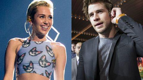Liam 'begs Miley to get back together' after secret catch-up