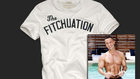 Abercrombie & Fitch want to pay The Situation to stop wearing Abercrombie & Fitch