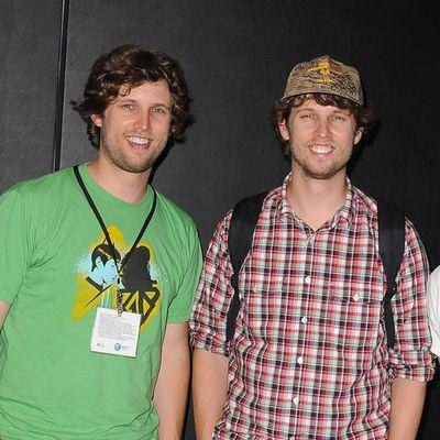 Dan and Jon Heder
