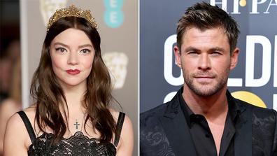 Mad Max: Fury Road prequel, Chris Hemsworth, Anya Taylor-Joy, filming, Australia