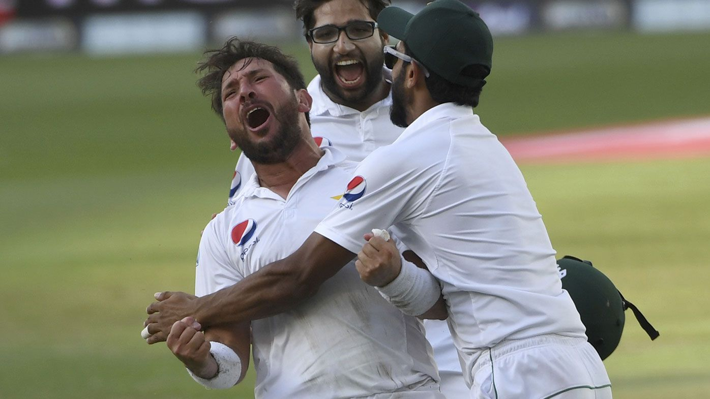 Yasir Shah's 14-wicket haul leads Pakistan to innings win over NZ in second Test