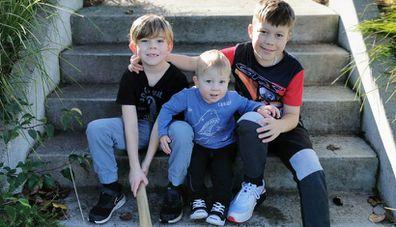 Brayden siblings