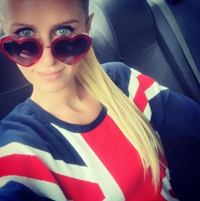 <p>Socialite Nicky Hilton Rothschild and her husband, James Rothschild, welcomed their first child - Lily Grace Victoria Rothschild in July last year.</p>