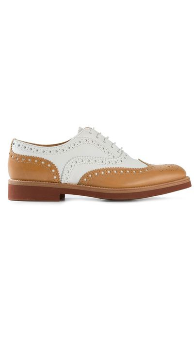 "<p><a href=""http://www.farfetch.com/au/shopping/women/churchs-contrasting-panel-brogues-item-10986640.aspx?storeid=9712&amp;ffref=lp_65_4_"" target=""_blank"">Contrasting Panel Brogues, $462, Church's</a></p>"