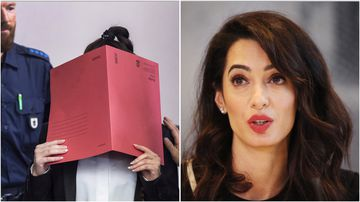 Amal Clooney is representing the family of a five-year-old girl who allegedly died at the hands of a German IS bride.