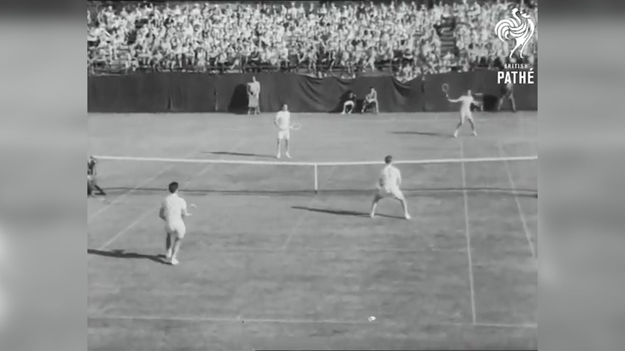 Rose and Hartwig win 1953 US Championship doubles