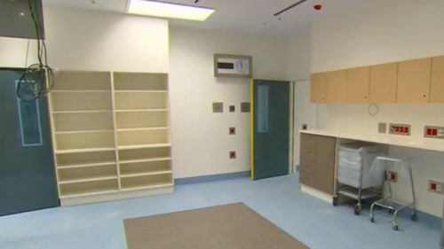 Removing two of the rooms to make the remaining six bigger could cost SA's taxpayers millions of dollars. (9NEWS)