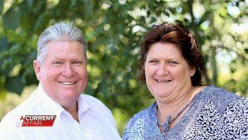 Ex-Queensland MP at centre of neighbour dispute
