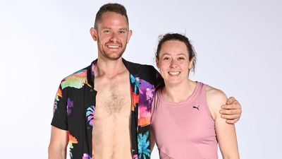 Eddie Burrill and Lisa Campbell