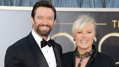 Hugh Jackman and Deborah-Lee Furness: Now…
