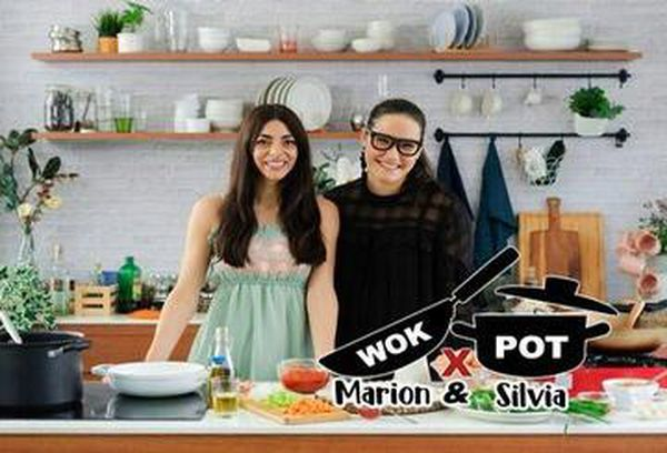 Wok Vs Pot With Marion and Silvia