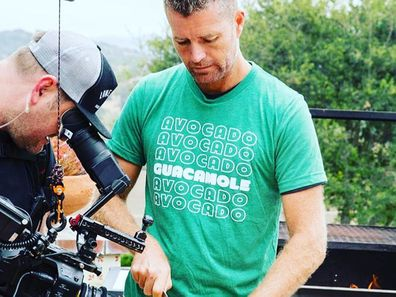Chef Pete Evans promotes anti-vaccination podcast