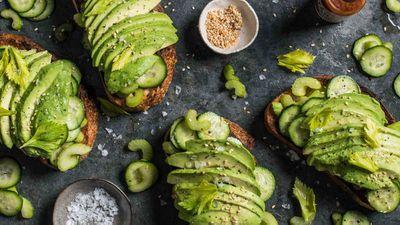 """Recipe: <a href=""""http://kitchen.nine.com.au/2018/03/06/15/22/avocado-toast-recipe"""" target=""""_top"""">Avocado toast</a>"""