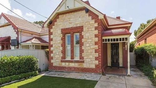This Woodville Park home can be rented for the median price in Adelaide.