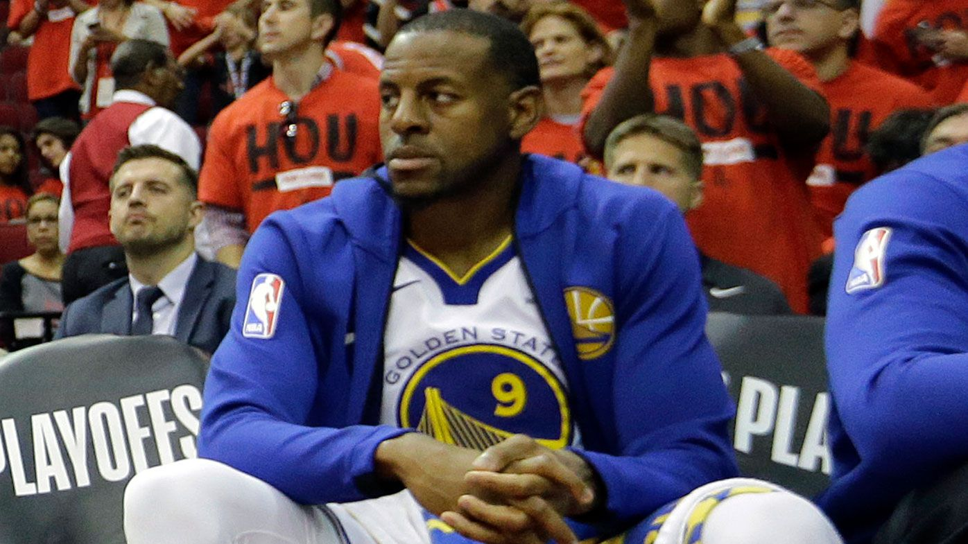 Andre Iguodala says former Warriors coach Mark Jackson was blacklisted for relgious