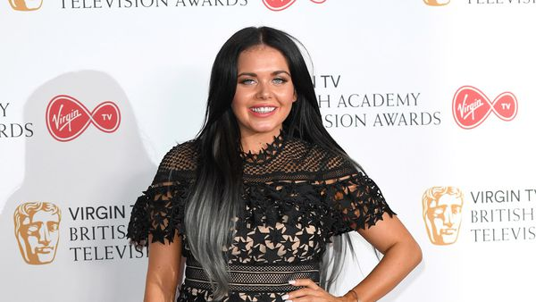 Scarlett Moffatt - putting it all on the table. Image: Getty.