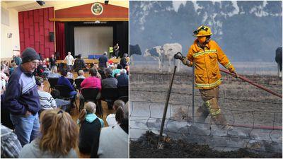 Victoria fires: Devastating blazes serve 'a grim reminder'