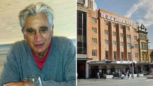 Sydney drug baron Victor Spink found dead in CBD hotel room