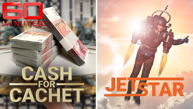 Cash for Cachet, Jet Star, Beauty and the Creep