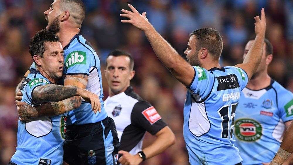 State of Origin: NSW Blues score dominant win over Queensland Maroons in series opener