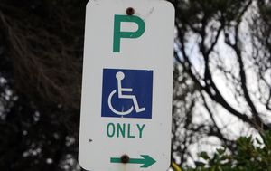Woman with disability discovers aggressive note after parking with disabled sticker
