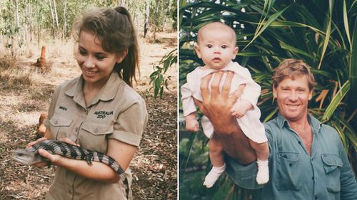 Bindi pays tribute to dad Steve Irwin on tenth anniversary of his death