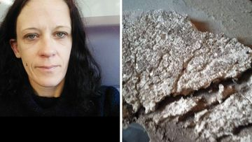 Caroline Bowman fell sick after being exposed to mould.