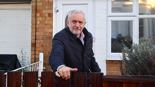 Jeremy Corbyn said he believes Theresa May might try to run out of the clock on a Brexit deal.