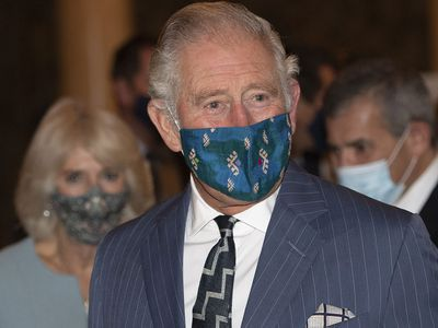 Prince Charles visits the Bank of England, October